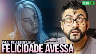 REAGINDO a Billie Eilish - lovely (with Khalid) Video