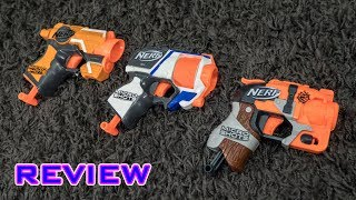 [REVIEW] Nerf MicroShots | The Ultimate Jolt Reskins!!!