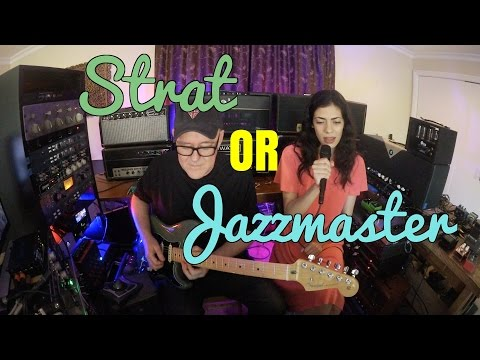 "Jazzmaster or Stratocaster | Sophia Pfister I Tim Pierce I ""Living In The Grey"" I How to Play"