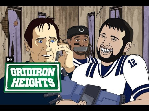 Andrew Luck Goes Full-On Liam Neeson in 'Taken' to Save the Colts | Gridiron Heights S3E13