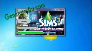 Les Sims 3  En Route vers le Futur Générateur de clé Gratuit 2013