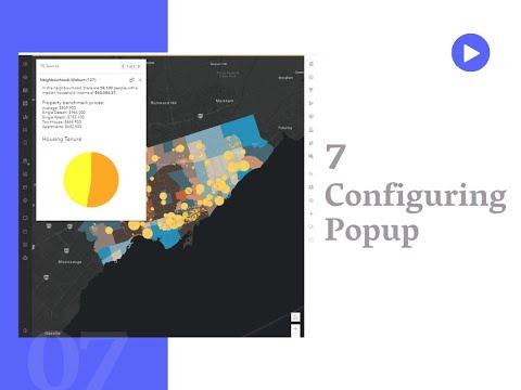 Configuring Popups