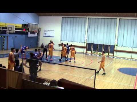 Solna Branten - Jarfalla Basket 2014/11/23 Yellow #6