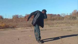Milliyon catch on fire dance