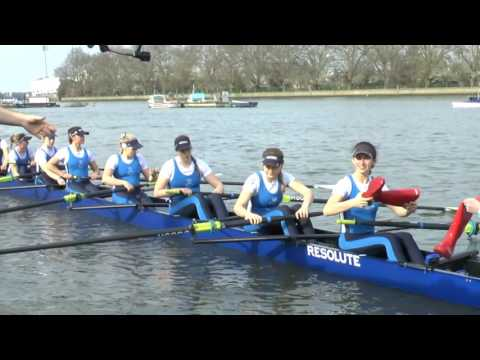 HSOBC Women's Head of the River 2017