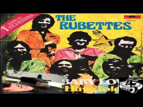 Sugar Baby Love/You Could Have Told Me - The Rubettes 1974 (Facciate:2)