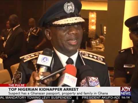 Top Nigeria Kidnapper Arrest - The Pulse on JoyNews (20-6-17)