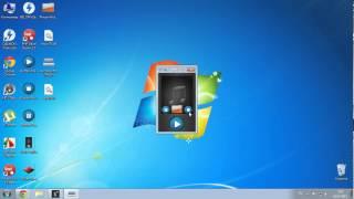 Мой небольшой плеер в стиле iPod