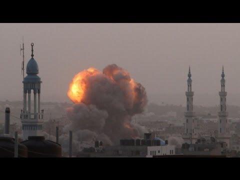 Hamas Accuse Israel PM Of War Crimes