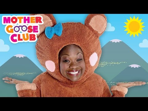 The Bear Went Over the Mountain – Mother Goose Club Songs for Children