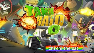 TANK RAID Online Multiplayer GAME PLAY