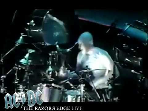 AC/DC  The Razor's Edge LIVE 92 HQ Mp4