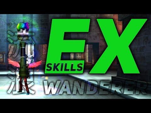 【アヴァベル】Avabel -All Wanderer (ワンダラー) Ex Skills
