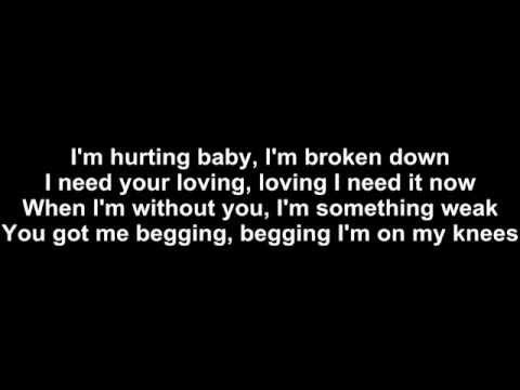 Maroon 5 - Sugar Lyrics