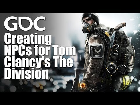 Blending Autonomy and Control: Creating NPCs for Tom Clancy's The Division