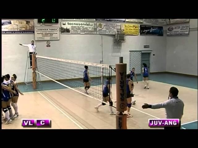 Pro Juventute vs Anguillara - 3° Set