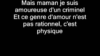Britney Spears Criminal Traduction en Français 2011