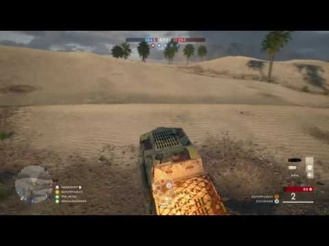 BF1 [Heavy Tanker] [52 -0] Top 2% Ranked Tanker