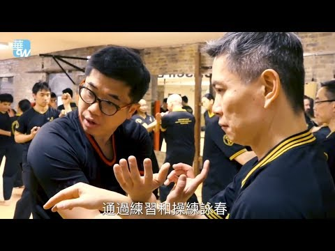 WAN Kam Leung Practical Wing Chun - Sifu William Kwok's Kung Fu Philosophy  (English with 中文字幕)