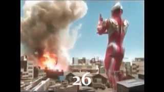 ウルトラマンマックス 殺す 数える Ultraman Max (2005 - 2006) killcount