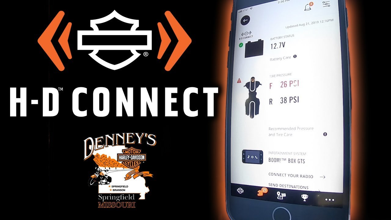 H-D Connect   Denneyshd com   Denney's Harley-Davidson®