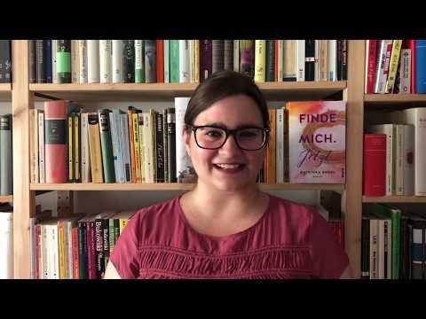Finde mich. Jetzt YouTube Hörbuch Trailer auf Deutsch