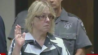 Joyce Mitchells graphic prison break confession