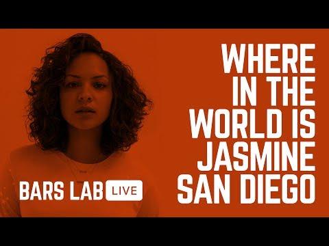 JASMINE CAN DO ACCENTS - Jasmine Cephas Jones @ THE BARS LAB