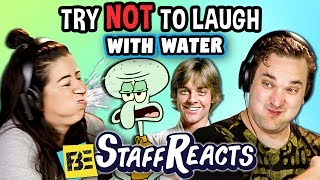 Try to Watch This Without Laughing or Grinning #76 (ft. Laurie Hernandez) (REACT)