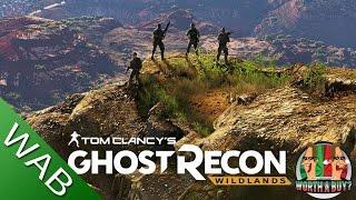 Baixar Ghost Recon Wildlands - Worthabuy?