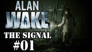 Alan Wake DLC: The Signal - Parte 1