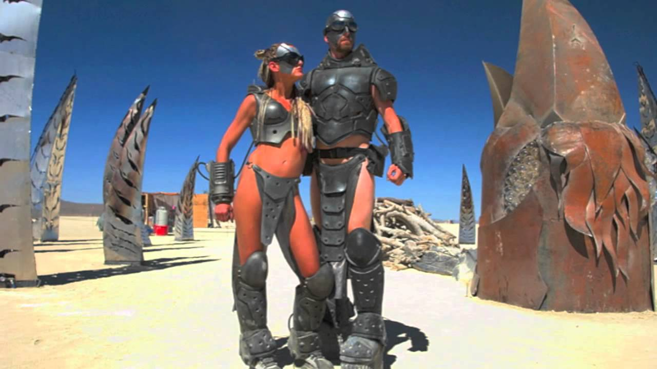 Did you know. & Burning Man Costume Ideas! (The Video Tribute) - YouTube