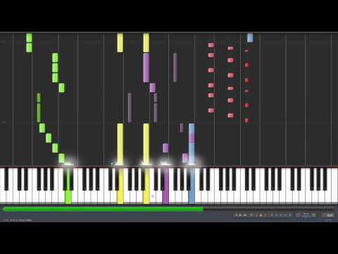 Metallica - Enter Sandman Piano Cover