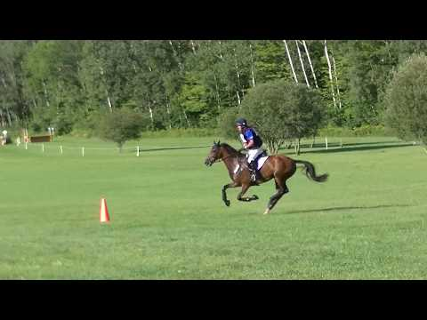Phillip Dutton & Z CIC 3 star XC