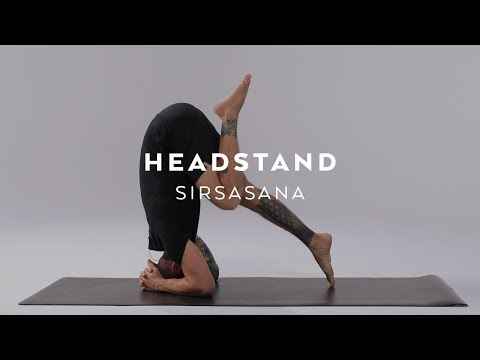 How to do a Headstand | Sirsasana A & B Tutorial with Dylan Werner