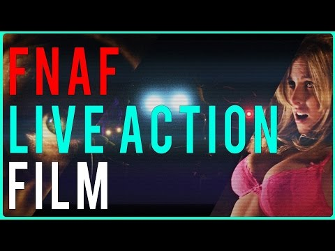 Five Nights At Freddy's LIVE ACTION FILM COLD STORAGE (Fan Film) thumbnail