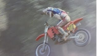 80's motocrosser's bikes i raced-fast, scary and great fun!