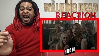 "Video THE WALKING DEAD | Season 7 Episode 11- ""Hostiles & Calamities"" | REACTION (S07E11) download MP3, 3GP, MP4, WEBM, AVI, FLV November 2017"