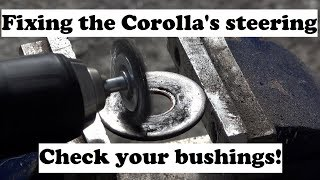 How I fixed my Corolla FX16