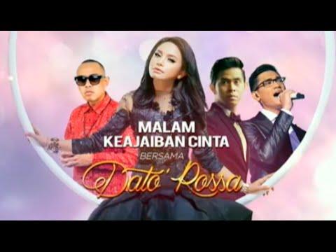Rossa feat. Afgan - Kamu Yang Ku Tunggu & Hey Ladies (Malam Keajaiban Cinta Rossa)