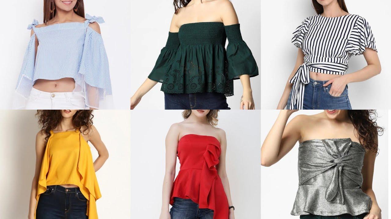Western tops designs for ladies \u0026 girls