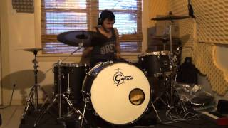 every time i die - depressionista (drum cover)