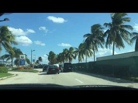 Miami, Bay Harbor Islands and Bal Harbour
