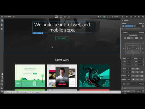 Getting Started with Webflow Templates