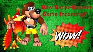 New Banjo-Kazooie Game Incoming?