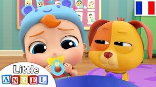 Bébé cherche sa tétine - Comptines pour Bébé - Little Angel Français