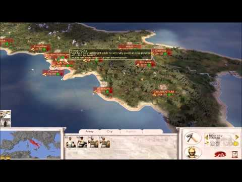 Rome Total War Mod - Rome Total Realism 7 Mod Review
