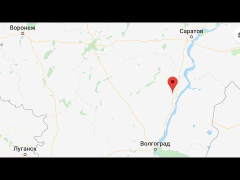 Волгоградская область. Камышинский район. 07 января 2018 год