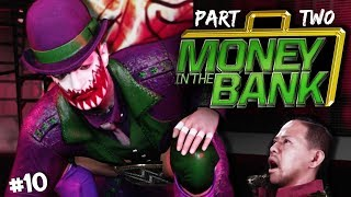MONEY IN THE BANK!! PART 2 | WWE 2K19 GM Mode #10