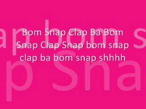 Boom Snap Clap - YouTube